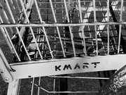 8th Feb 2021 - Kmart carts at the Piggly Wiggly
