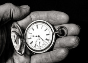 9th Feb 2021 - Old Hand - Old Watch
