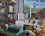 """9th Feb 2021 - """"Writer's Desk"""" puzzle"""