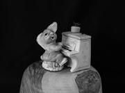 10th Feb 2021 - The piano player