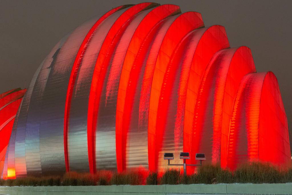 Kansas City Performing Arts Center by photograndma
