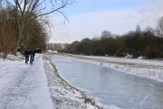 11th Feb 2021 - Biking on ice