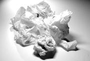 11th Feb 2021 - Crumpled Tissues