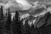 11th Feb 2021 - Jasper Mountains