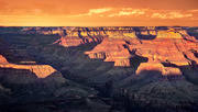 17th Jan 2021 - Grand Canyon in Evening Light
