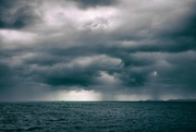 12th Feb 2021 - boat in a storm