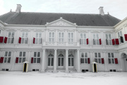 12th Feb 2021 - Noordeinde Palace in the snow