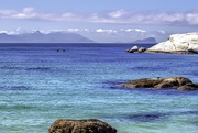 13th Feb 2021 - Mountains on the other side of False Bay