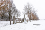 13th Feb 2021 - Snow Gate