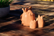 13th Feb 2021 - Wooden Cats