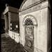 Le vieux cimetière du village de Collioure