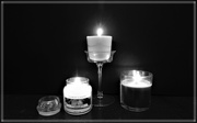 13th Feb 2021 - Candles and candlelight