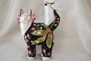 13th Feb 2021 - Ceramic Kitty Figurine