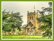 14th Feb 2021 - St.Andrew's Church,Upper Harlestone