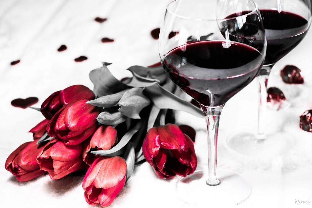 Happy Valentine's Day by novab