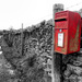 Lone post box by fueast