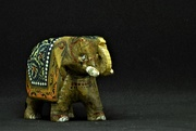 14th Feb 2021 - stone elephant