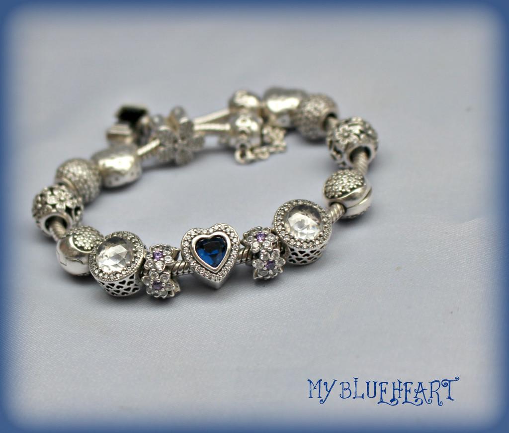 My Blue Heart. by wendyfrost
