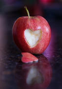 12th Feb 2021 - apple heart