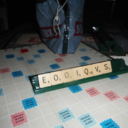 14th Feb 2021 - Games #3: Scrabble
