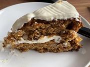 14th Feb 2021 - Delicious carrot cake