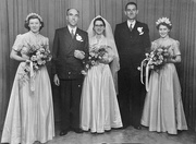 15th Feb 2021 - Portrait of A Shetland Wedding