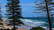 15th Feb 2021 - View From Our Balcony At Coolum Beach ~
