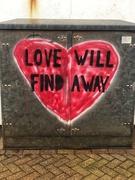 14th Feb 2021 - Love Will Find A Way