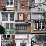 15th Feb 2021 - My street - photo series in a collage