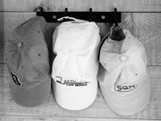 11th Feb 2021 - Hubby's Hats