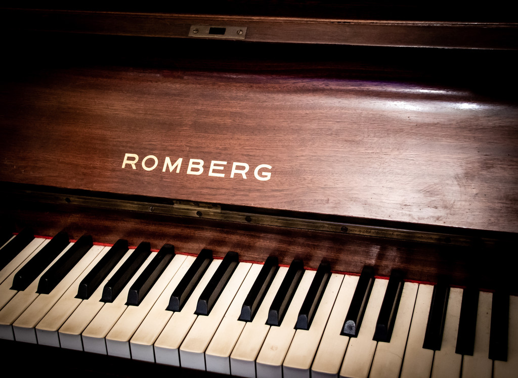 Romberg by swillinbillyflynn