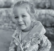 16th Feb 2021 - My Evie- FoR week 3 portraits