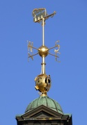 16th Feb 2021 - Railway Locomotive Weather Vane