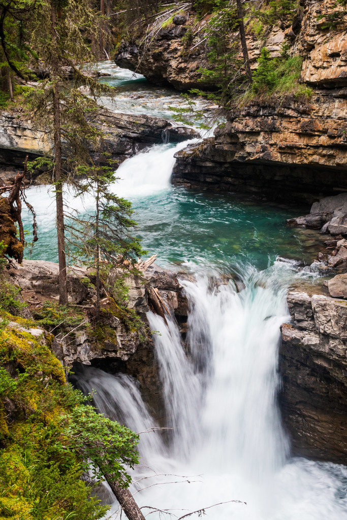 Layers of the Falls by photograndma