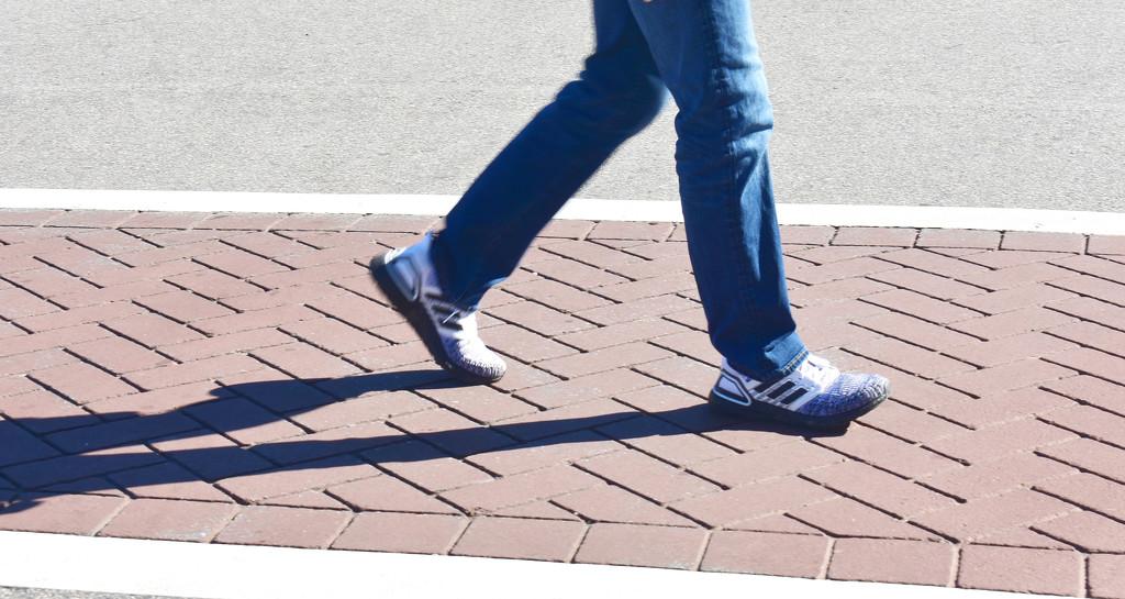 Walking downtown by homeschoolmom