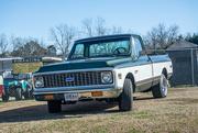 16th Feb 2021 - Chevy Truck...