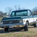 Chevy Truck...