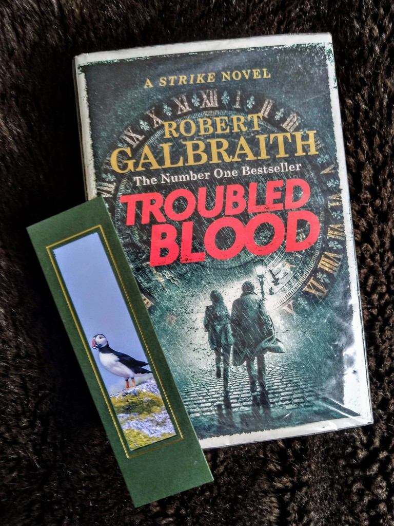 Troubled Blood by boxplayer