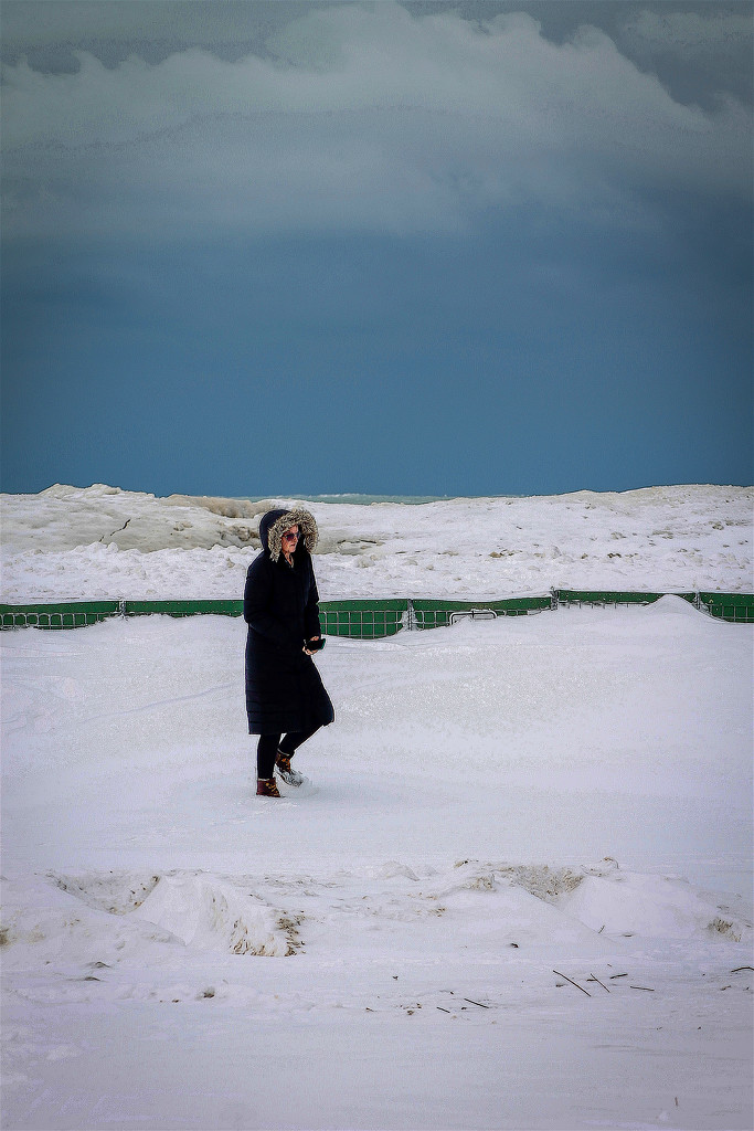 Winter by ginnys