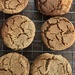 Pauline's Ginger Biscuits