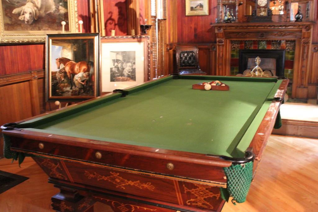 Games #6: Pool by spanishliz