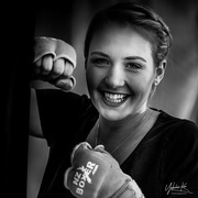 18th Feb 2021 - The Kick Boxer