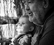 16th Feb 2021 - Grandparenting