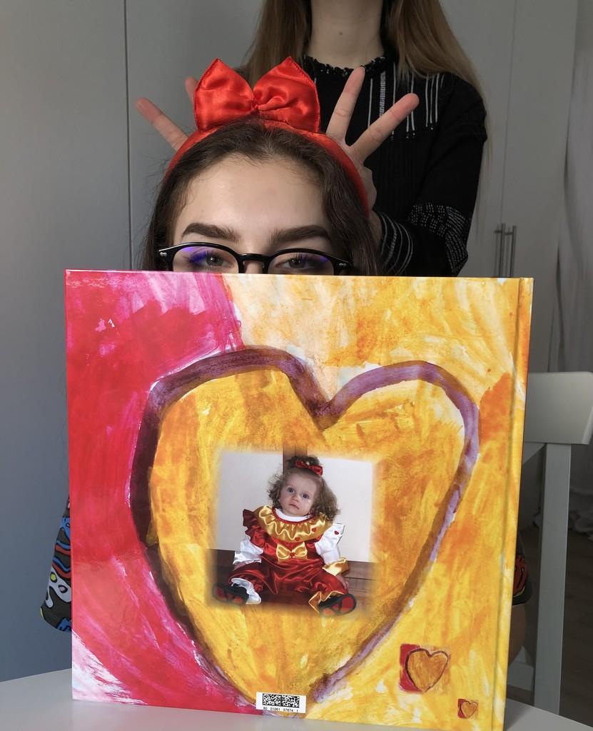 Happy 18th birthday baby girl by cherrymartina