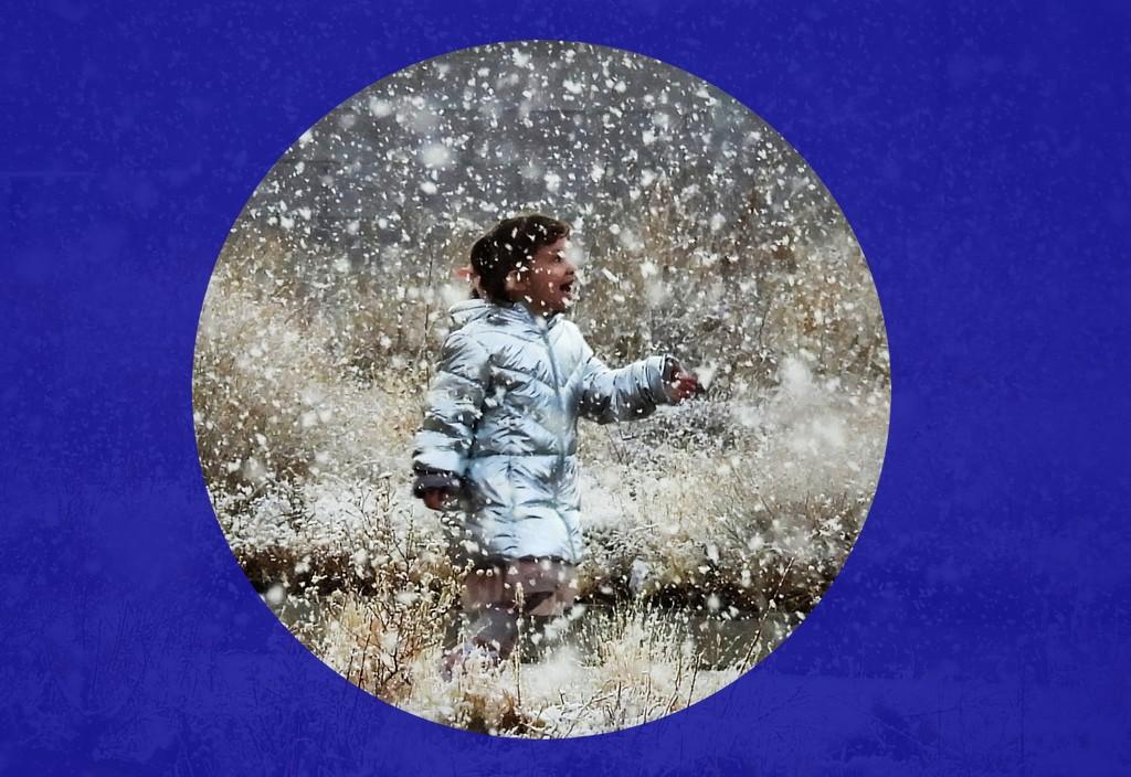 Desert Snow by janeandcharlie