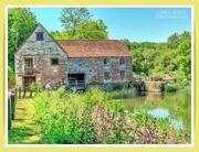 18th Feb 2021 - The Old Mill,Sturminster Newton (filler)