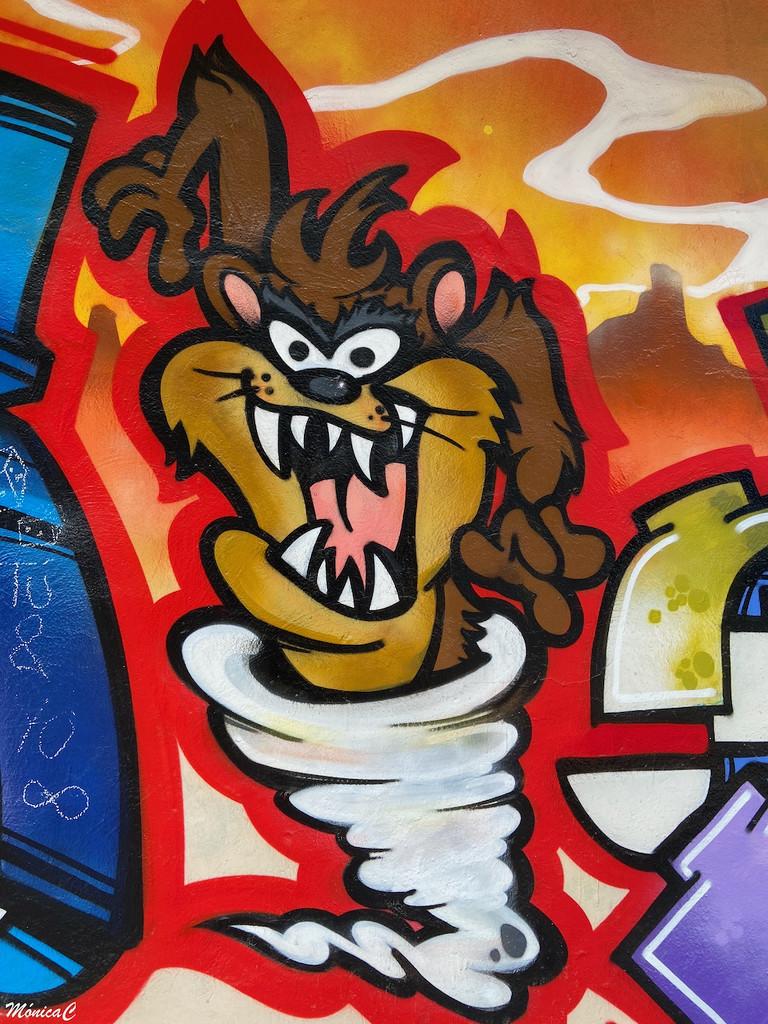 Graffiti  by monicac