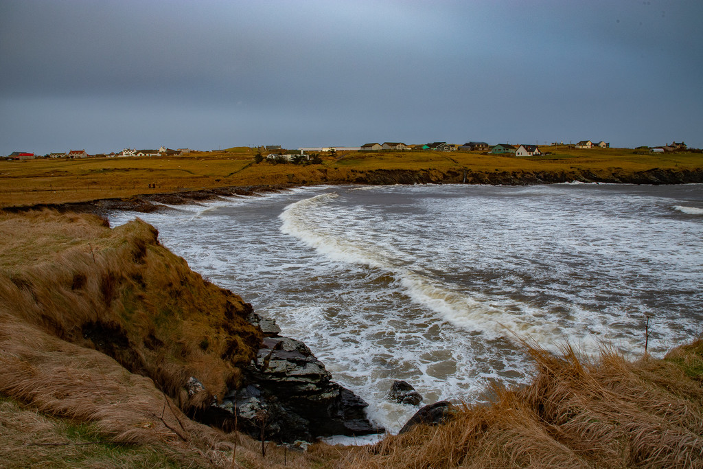 Hoswick Beach by lifeat60degrees