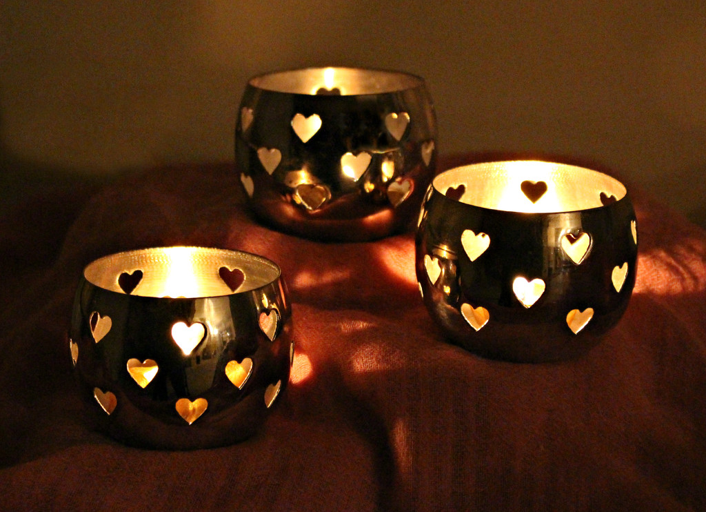Hearts in Candlelight. by wendyfrost