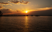 18th Feb 2021 - Blocked Sunset!
